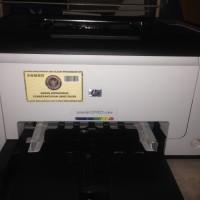 Printer warna HP laserjet color cp 1025 bekas spt baru