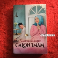 Novel Assalamualaikum Calon Imam (madani_) Edisi Cover Film