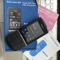 HP Jadul Nokia Asha 300 2330 2310 X2-02 206 9300i esia smartfren
