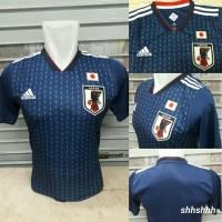 Jersey Kaos Baju Bola Jepang Japan Home World Cup Piala Dunia 2018 GO