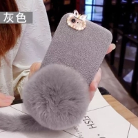 Case Iphone 8 Plus (Korea Fasion) - Grey
