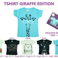 Kazel Giraffe Edition 1 box isi 6pcs