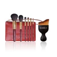 LAMICA x Bubah Alfian Set and Curved Brush EXCLUSIVE TOKOPEDIA BUNDLE