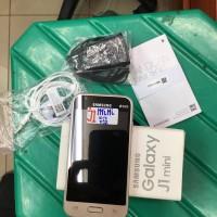 Samsung Galaxy J1 Mini 4G Gold Ex SEIN Mulus Lengkap