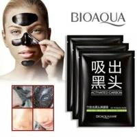 Bioaqua activated carbon black mask charcoal