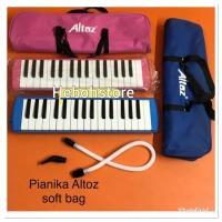 Pianika Altoz plus soft bag promo