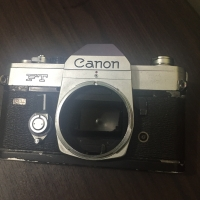 Body kamera analog canon QL FT
