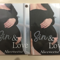 Novel Sin & Love - Aliceweetz