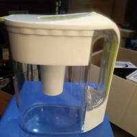 WATER FILTER PITCHER AQUA CLEAN / SARINGAN AIR FILTER TEKO / ESKAN 3LT