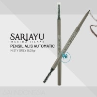 SARIAYU Pensil Alis Automatic Misty Gray