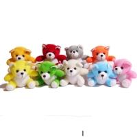 boneka beruang kecil murah warna warni