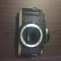 Body kamera analog nikon FM10