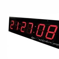 Jam Led Digital Clock / Stopwatch Countdown Countup Timer Temperature