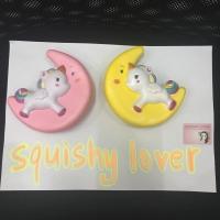Jual squishy my little pony moonlight squishy kuda poni bulan murah Murah