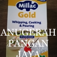 MILLAC GOLD whip whipping cream 1kg