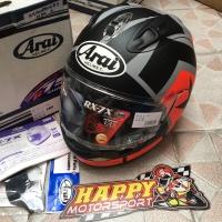 Helm arai RX7X Maverick Vinales Matt 2018 size L original Japan (NEW)