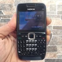 Nokia E63 Black Hp Jadul Kamera Klasik Qwerty Handphone Nostalgia