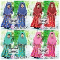 Harga best seller vega kid banana fashion muslim anak pakaian   Pembandingharga.com