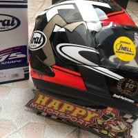 Helm Arai RX7X Ori Japan IOM TT 2018 size M L XL non SNI Japan version