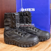 """Sepatu army Bates 9"""" tactical boots Black import military airsofter"""