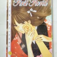 Komik: FIRST FLORID // SEGEL! by Yuna Anisaki