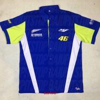 Baju Kemeja MotoGP Yamaha Kode AKD076