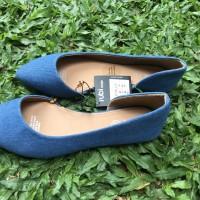 Jual Sepatu Rubi Pippa Point / Sepatu Denim / Rubi Shoes murah Murah