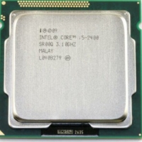 PROCESSOR INTEL CORE I5 2400 SOCKET 1155