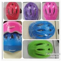 Helm sepatu roda anak /helm sepeda anak