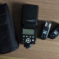 WTS Yongnuo YN 560 IV + Trigger RF 603 Ii - second