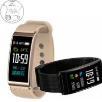 Smartwatch jam tangan smart band X3 heart rate Mi band