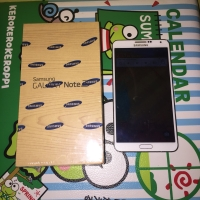FULL SET SAMSUNG NOTE 3 ORIGINAL SAMSUNG SECOND HAND USER (Cewe) MULUS