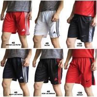 5c0878bfd97c3 Celana pendek olahraga lari futsal gym dll barang import harga murah
