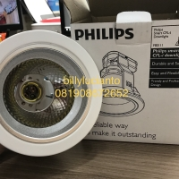 FBS115 Fitting Downlight Philips Putih 5 / FBS 115 5 inch Rumah Lampu