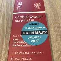 Trilogy Rosehip Oil / Certified Organic