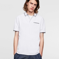 Polo Shirt Zara Original Not MD Lacoste Fred Perry Ben sherman