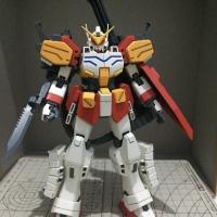 MG 1/100 XXXG-01H Gundam Heavyarms EW