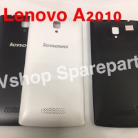 Backdoor Casing Belakang Tutupan Baterai Lenovo A2010 Black/White