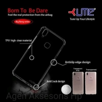 UME Big Bang Samsung A6 2018 5.6 inchi Anti Crack Soft Case Air Bag