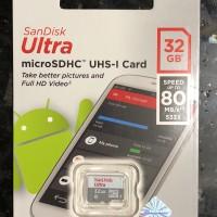 Sandisk 32GB Memori IP Camera