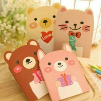 Note Book Mini Animal Series