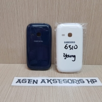 Back Cover Samsung Galaxy Young 1 6310 BackDoor HP Housing Tutup Batre