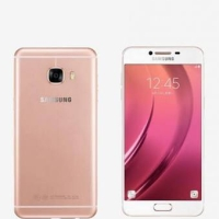 Samsung galaxy c7 rosegold SEIN