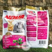 Nova freshpack alfalfa 1 kg rabbit food pelet kelinci