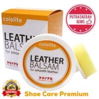 Cololite Leather Balsam / Perawatan Sepatu Kulit Casual C003