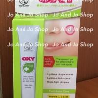 oxy anti pimple mark gel jerawat 12gr