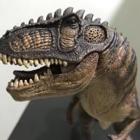 Schleich Giganotosaurus Repaint dinosaur figure