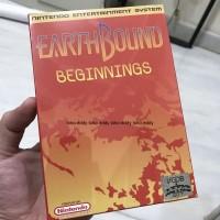 Game Nintendo NES Earthbound Beginnings