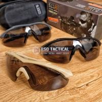 Kacamata Tactical 5.11 Wiley X Design Shooting Military Sunglasses
