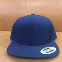 Topi snapback ripcurl original blnk blu